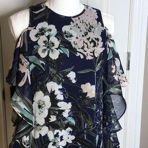 Tommy Hilfiger Ruffled Dress!